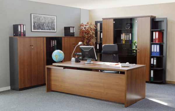 Biblioteca office Terra
