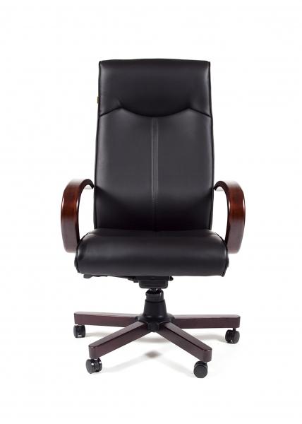 scaun-birou-manager-negru 1