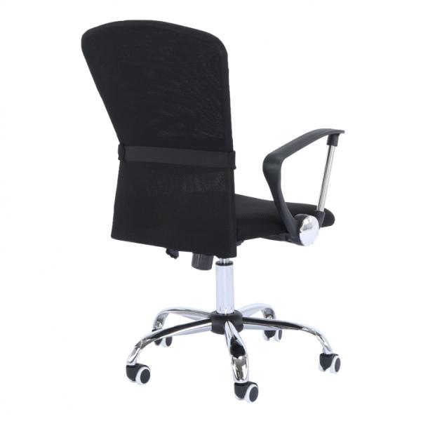 scaun-operational-mesh-negru 2
