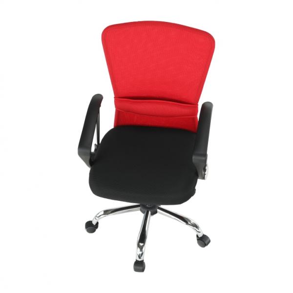 scaun-operational-mesh-negru 1