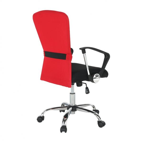 scaun-operational-mesh-negru 4