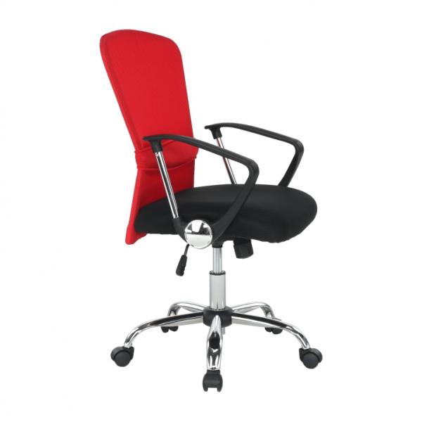 scaun-operational-mesh-negru 5