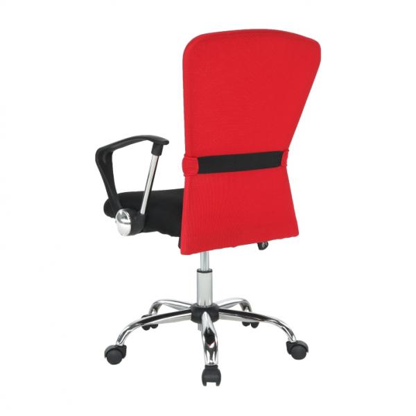 scaun-operational-mesh-negru 3