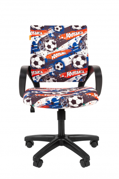 scaun-copii-colorat-fotbal 1