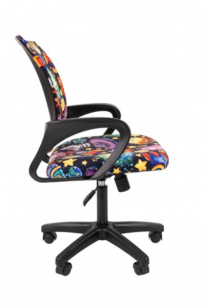 scaun-copii-colorat-stele 2