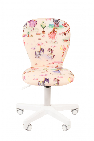 scaun-birou-copii-model-printesa 1