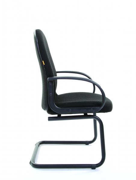 scaun-conferinta-talpa-sanie-stofa-neagra 2