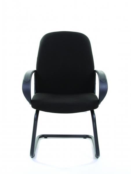 scaun-conferinta-talpa-sanie-stofa-neagra 0