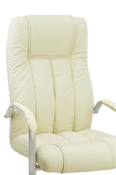 scaun-conferinta-talpa-sanie-piele-ecologica-crem 3