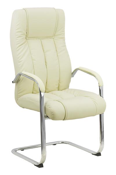 scaun-conferinta-talpa-sanie-piele-ecologica-crem 0