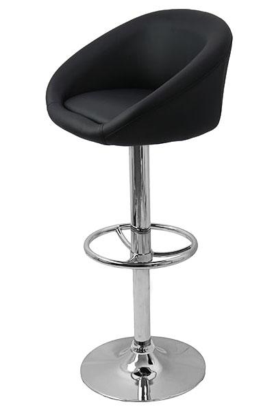 scaun-bar-negru-reglabil-pe-inaltime 1