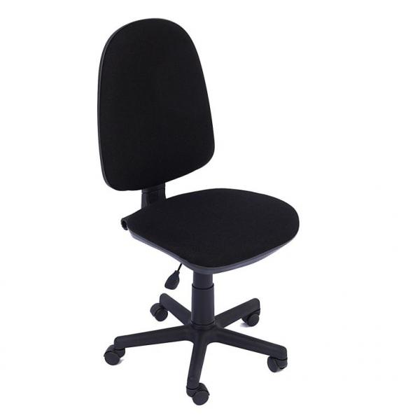 Scaun de birou ergonomic Tomi negru 1