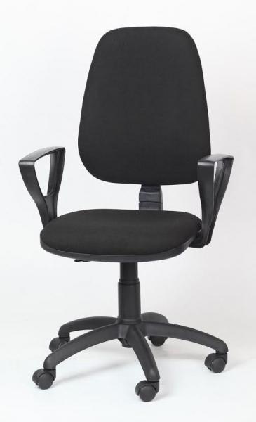 Scaun de birou ergonomic Alex negru 0
