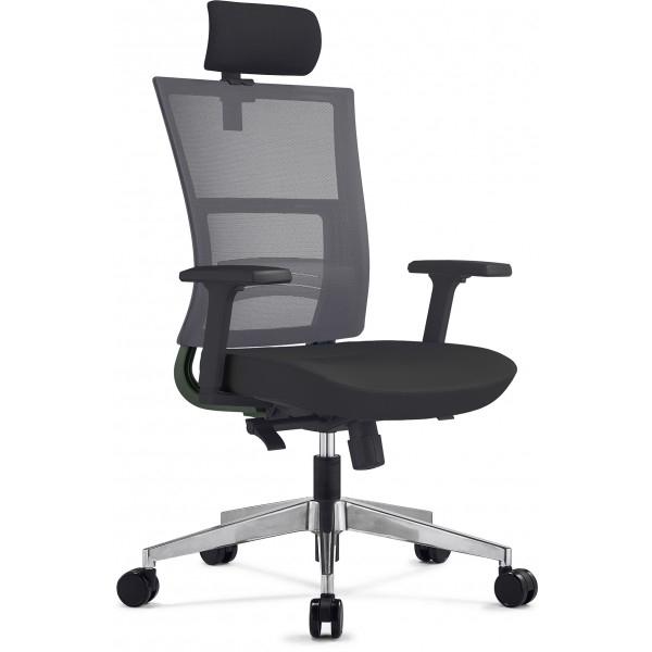 scaun-birou-mesh-negru 0