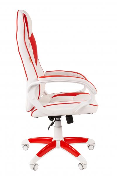 scaun-gaming-sb16-alb-rosu 2
