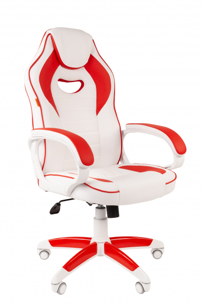 scaun-gaming-sb16-alb-rosu 0