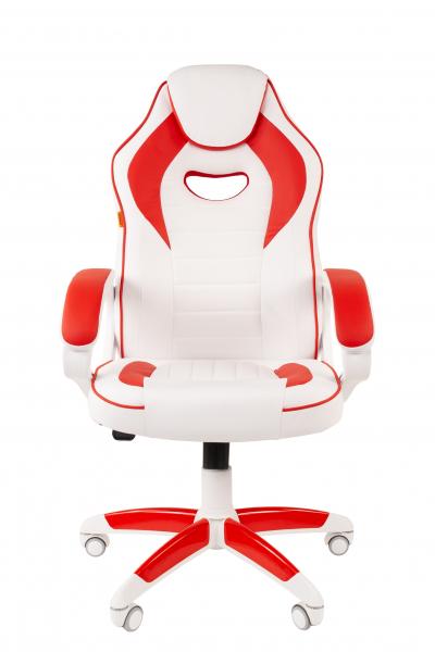 scaun-gaming-sb16-alb-rosu 1