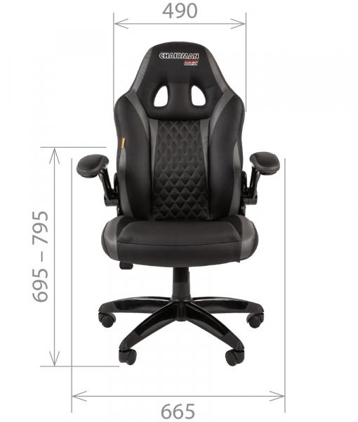 scaun-gaming-sb15-negru 3
