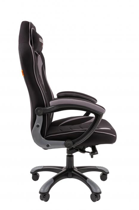 scaun-gaming-negru-gri 2