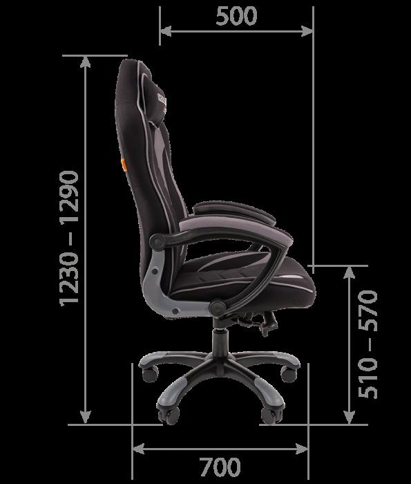 scaun-gaming-negru-gri 3