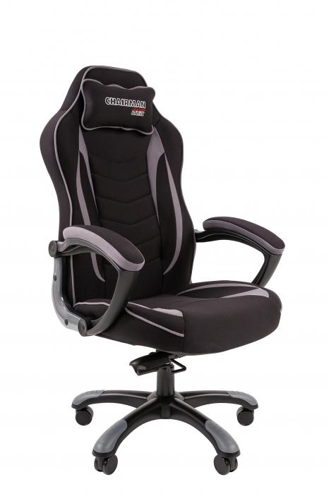 scaun-gaming-negru-gri 0