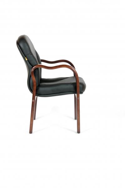 scaun-conferinta-piele-neagra 2