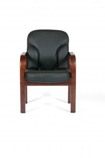 scaun-conferinta-piele-neagra 1