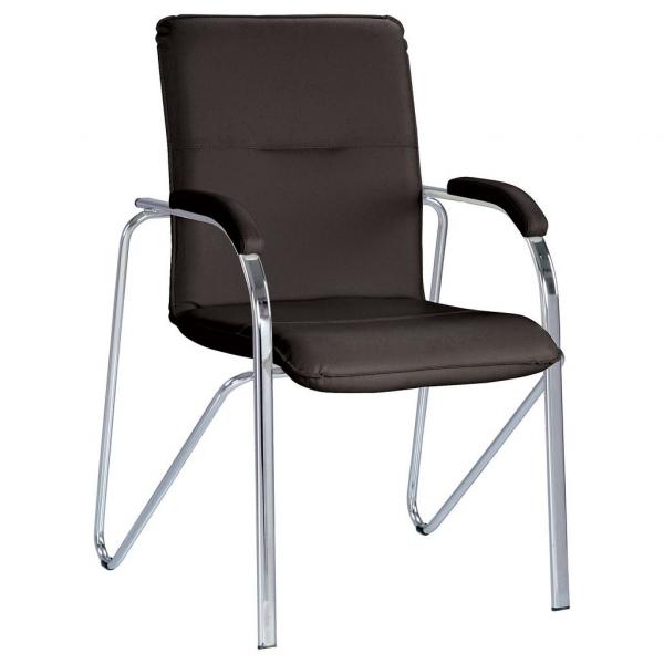 scaun-conferinta-samba-negru 0