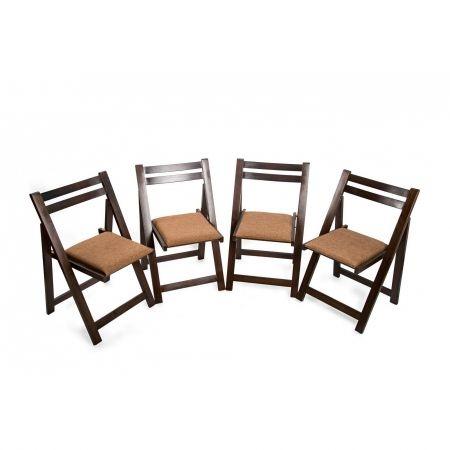 Masa plianta cu 4 scaune 2