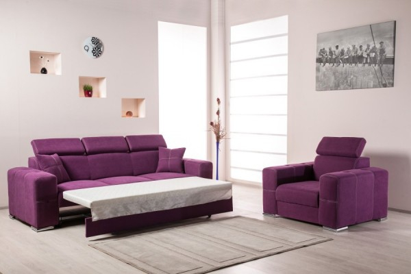 Set living Bellagio cu tetiere 2