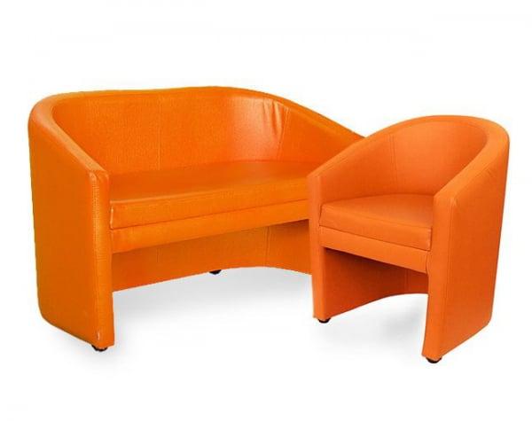 Canapea 2 locuri club