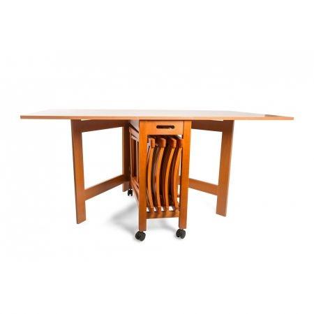 Set masa cu 4 scaune 1