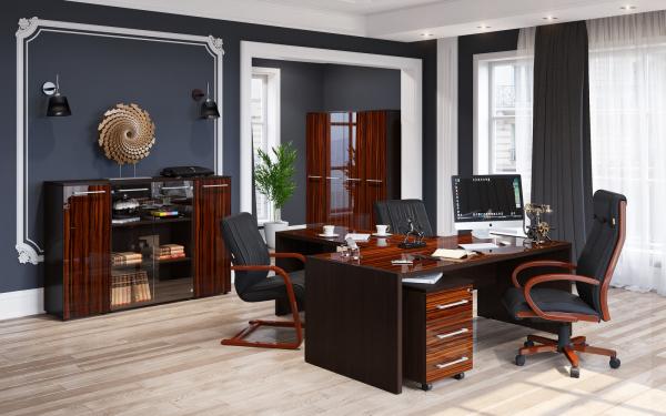 set-mobilier-birou-directorial-moriss 0