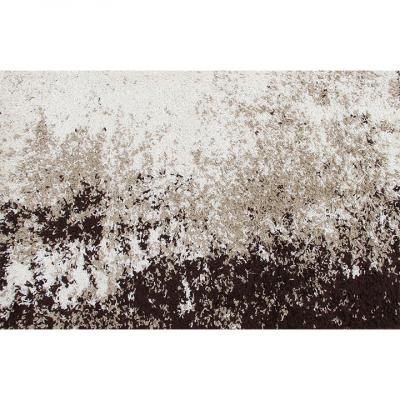 Covor Linton 100x150 cm, crem/maro, grosime 3 cm