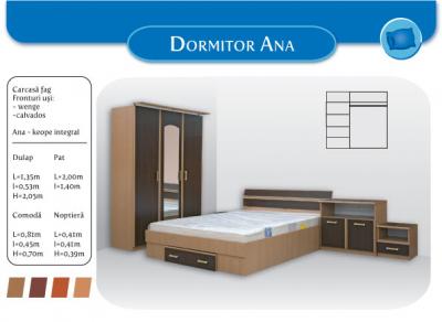 Dormitor Dulap 3 usi Ana 0