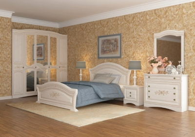 Dormitor Fermina Mesteacan Dulap 5 usi0