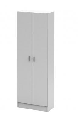 Dulap pentru pantofi alb 68 x 198 x 35 cm0
