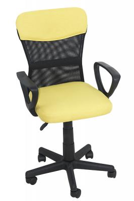 Scaun birou  copii OFF621 galben0