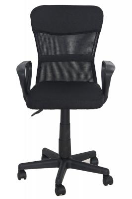 Scaun birou  copii OFF621 negru2
