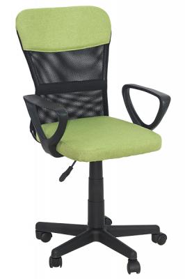 Scaun birou  copii OFF621 verde0