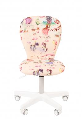 Scaun birou pentru copii rotativ Semba 105 fairy princess1