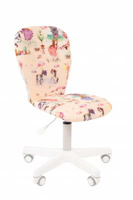 Scaun birou pentru copii rotativ Semba 105 fairy princess0