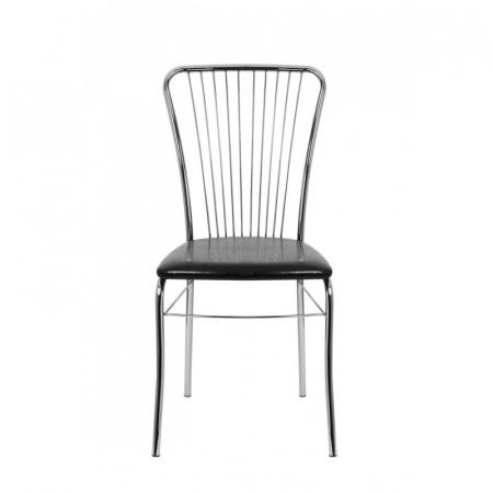 scaun-bucatarie-crom-sezut-negru [1]