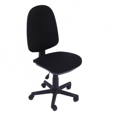 Scaun de birou ergonomic Tomi negru1