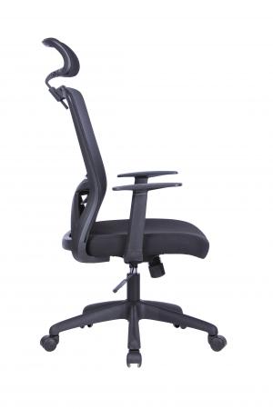 Scaun ergonomic rotativ Joy cu tetiera [2]