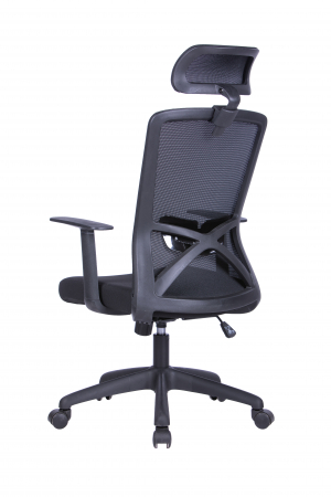 Scaun ergonomic rotativ Joy cu tetiera [5]