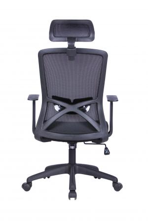 Scaun ergonomic rotativ Joy cu tetiera [3]