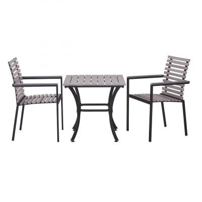 Set terasa masa cu 2 scaune Ronan0