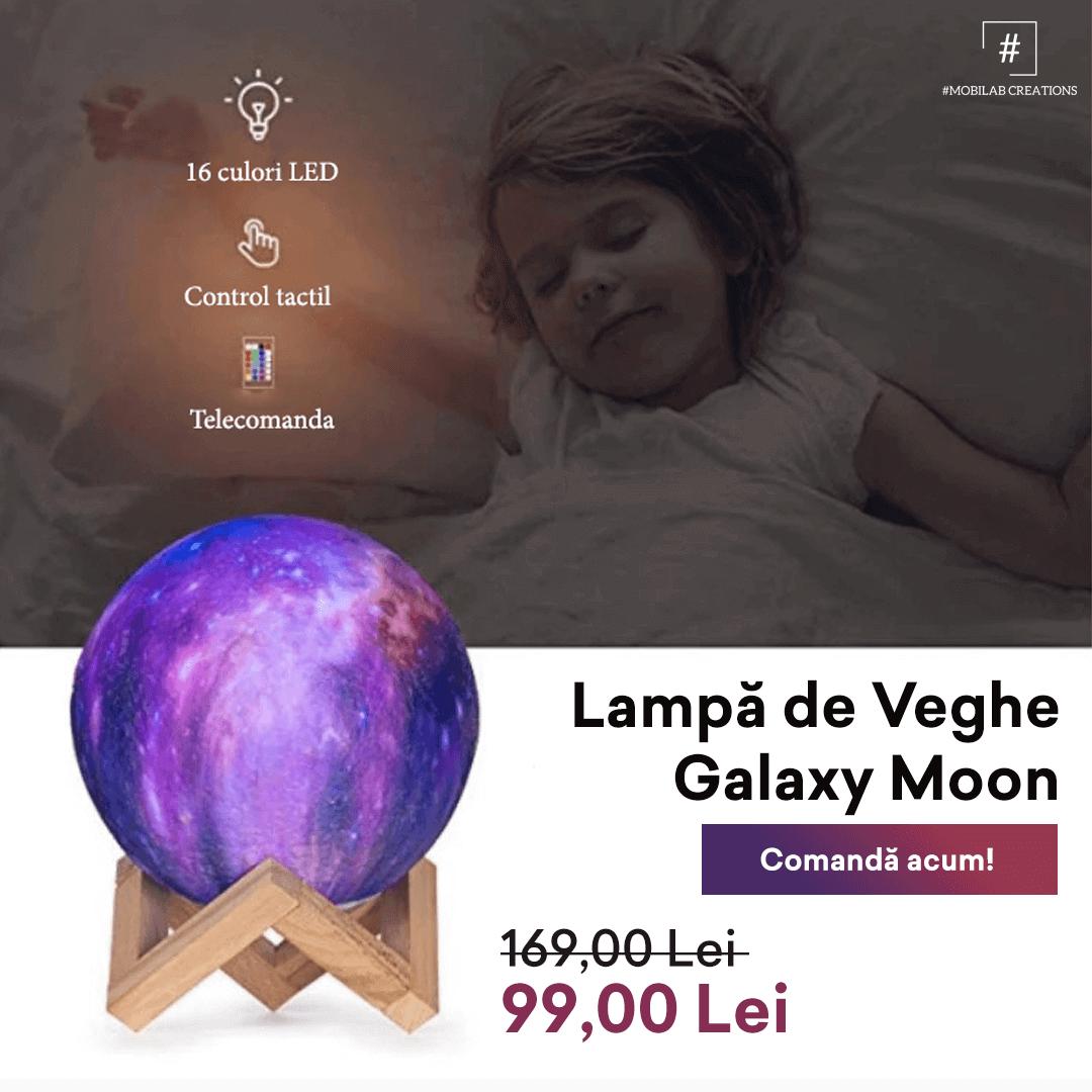Lampa Galaxy - Main