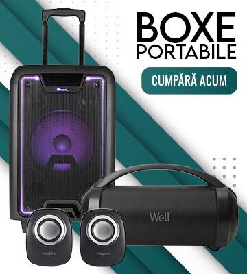 Boxe Portabile - New Banner